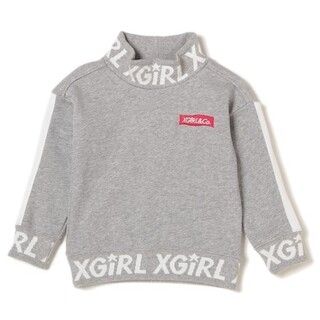 X-girl - 新品【110cm】XLARGE 裏毛 トレーナー