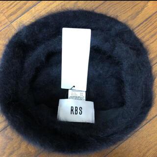レイビームス(Ray BEAMS)のRBS✩︎新品タグ付きベレー帽(ハンチング/ベレー帽)