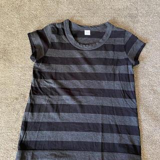 未使用★レイトリー ボーダーTシャツ