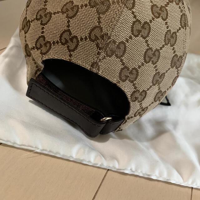 Gucci(グッチ)のグッチ GUCCI キャップ 帽子 ベースボール ブラウン  メンズの帽子(キャップ)の商品写真
