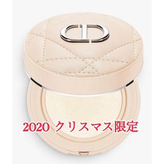 Dior - 【新品未開封】ディオールスキン フォーエヴァー クッション パウダー