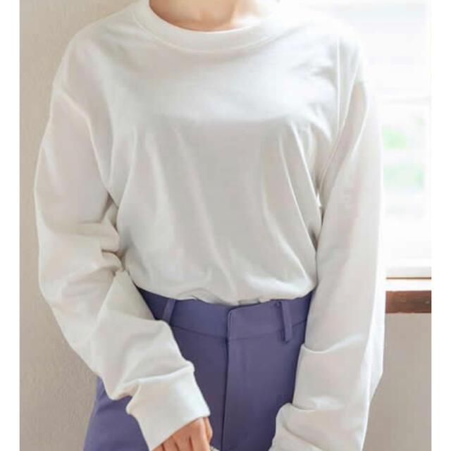GRL(グレイル)のロングスリーブロンT  グレイル メンズのトップス(Tシャツ/カットソー(七分/長袖))の商品写真
