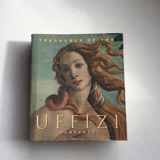 アートコレクション(Art Collection)のUFFIZI美術館 カタログ w10cm×h11.5cm(その他)