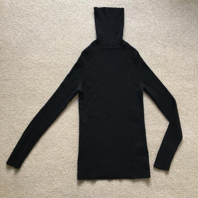 UNIQLO(ユニクロ)のタートルネック セーター レディースのトップス(ニット/セーター)の商品写真