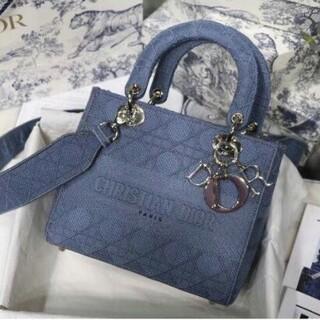 Dior - DIOR LADY D-LITE レディディオール ミディアムバッグ