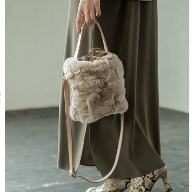 Noble(ノーブル)のVIOLA d'ORO ワンハンドルファーバック レディースのバッグ(トートバッグ)の商品写真