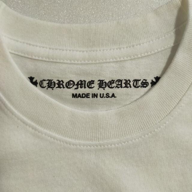 Chrome Hearts(クロムハーツ)の【新品未使用】クロムハーツ マティボーイ ロンT メンズのトップス(Tシャツ/カットソー(七分/長袖))の商品写真