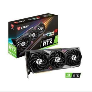 MSI GeForce RTX 3080 GAMING X TRIO 10G(PCパーツ)