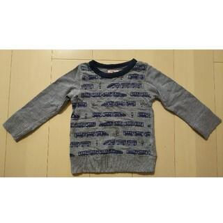 マザウェイズ(motherways)の【洗濯・試着済み マザウェイズ トレーナー 104(Tシャツ/カットソー)