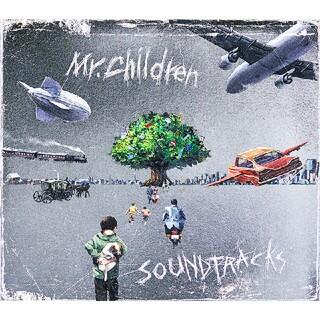 新品 Mr.Children 最新作 SOUNDTRACKS(初回限定盤B)
