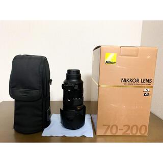 Nikon - 【美品】AF-S NIKKOR 70-200mm f/2.8G ED VR II