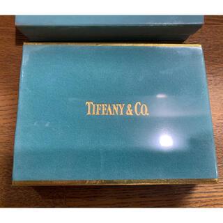 Tiffany & Co. - Tiffany トランプ