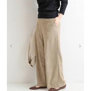 IENA - 新品タグ付き🌟 IENA  Sustina Tweed パンツ 40