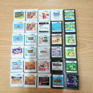 ニンテンドー3DS - DS  3DS  65個(だぶりあり)