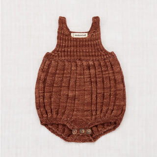 Caramel baby&child  - misha and puff ロンパース 18-24m