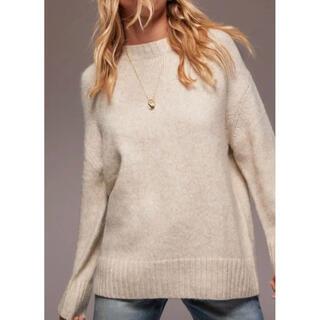ZARA - ZARA オーバーサイズニットセーター