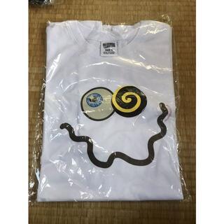 ビリオネアボーイズクラブ(BBC)の新品 ビリオネア・ボーイズ・クラブ BB SMILE Lサイズ BBC(Tシャツ/カットソー(半袖/袖なし))