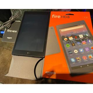 ANDROID - Fire HD 8タブレットAmazon(8インチHD) 16GBAlexa搭載