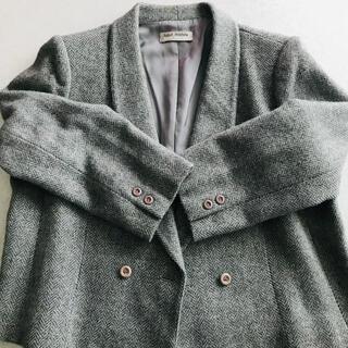ウールジャケット 日本製(テーラードジャケット)