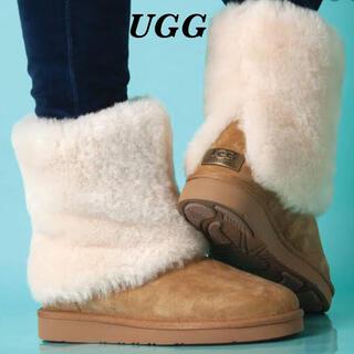 UGG - 新品 UGG  パッテンムートンブーツ