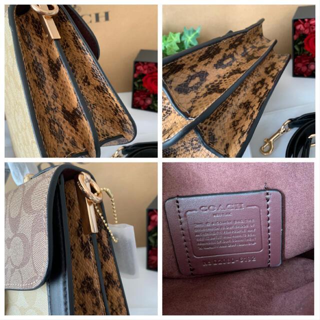 COACH(コーチ)のcoach新作♡ハンドバッグ ショルダーバッグ 2way レディースのバッグ(ハンドバッグ)の商品写真