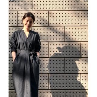 DEUXIEME CLASSE - 新品タグ付 井川遥 loin ワンピース《elegance エレガンス》ブラック