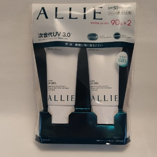 ALLIE - アリィー エクストラUVジェル 90g✕2個パック