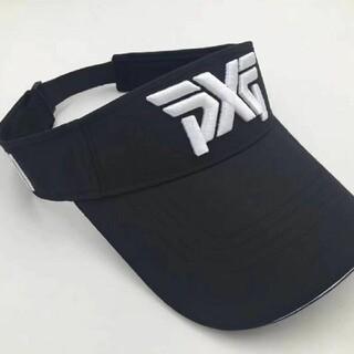 PXGゴルフサンバイザー新品(サンバイザー)