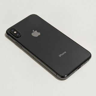 iPhone - iPhoneXs Space Gray 64GB SIMフリー