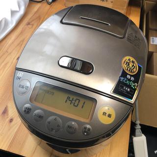 Panasonic - Panasonic 圧力 IH ジャー 炊飯器 銅コート 7層厚釜 おどり炊き
