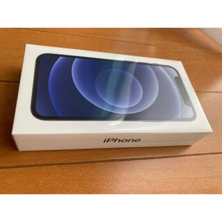 iPhone - 【新品未開封】iPhone12 mini 64GB ブラック