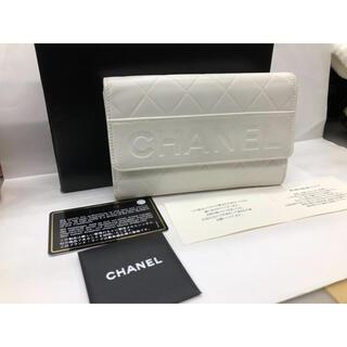 CHANEL - CHANEL 折り財布