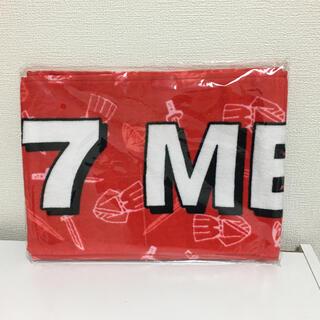 7 MEN 侍 タオル