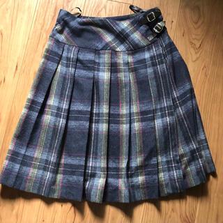 オニール(O'NEILL)のO'neil of Dublin オニールオブダブリン プリーツスカート  (ひざ丈スカート)