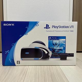 プレイステーションヴィーアール(PlayStation VR)のがばぼん様専用【新品未使用】【即日発送】PlayStationVR(家庭用ゲーム機本体)