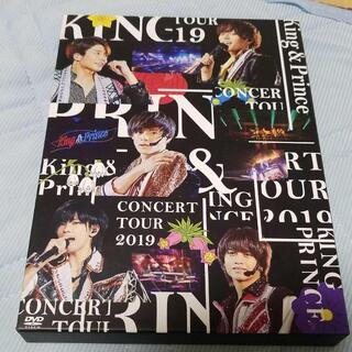 Johnny's - King & Prince CONCERT TOUR 2019初回限定盤