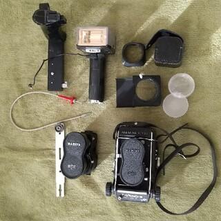 マミヤ(USTMamiya)のMAMIYA C330 プロフェッショナル 二眼レフカメラ(フィルムカメラ)