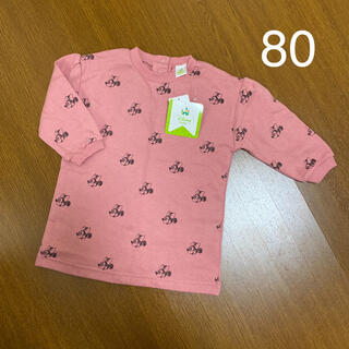 Disney - トップス Tシャツ ロングTシャツ バースデイ ミニー ディズニー