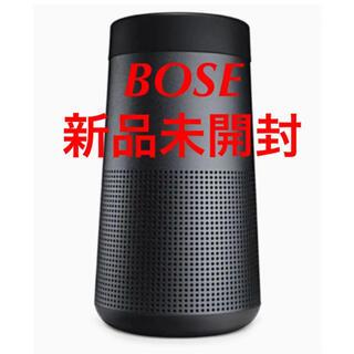 BOSE - 【新品未開封】BOSE SOUNDLINK REVOLVE BLACK ボーズ