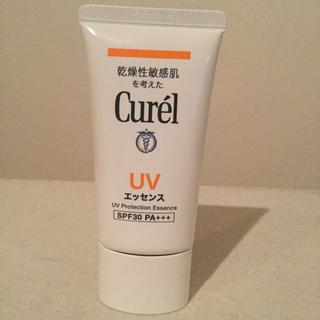 キュレル(Curel)のキュレル 日焼けどめ 日焼け止め UVエッセンス 新品 未使用 (日焼け止め/サンオイル)
