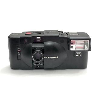 オリンパス(OLYMPUS)のOLYMPUS XA2 A11 full set(フィルムカメラ)