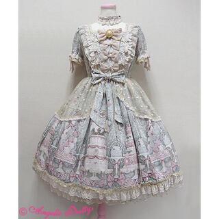 Angelic Pretty - アンジェリックプリティ Antoinette Decorationワンピース