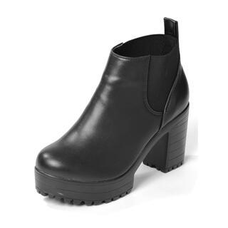 グレイル(GRL)のサイドゴアショートブーツ(ブーツ)