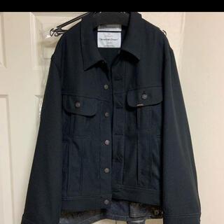 """Jieda - DAIRIKU 19aw """"Regular"""" Polyester Jacket"""