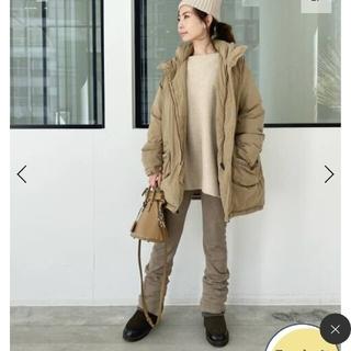 L'Appartement DEUXIEME CLASSE - アパルトモン レミレリーフ フード付きジャケット 新品