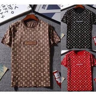 Supreme - 刺繍✨\2枚5800/シュプリームSUPREME半袖Tシャツ#4