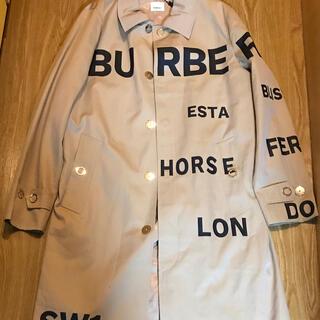 BURBERRY - Burberry コート バーバーリー ロゴ ホースフェリー