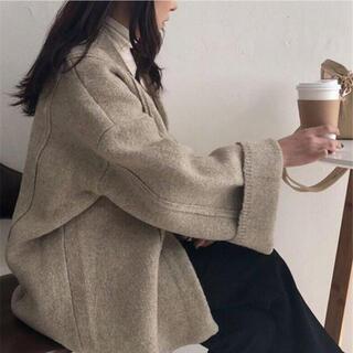 TODAYFUL - 【残り3点】オーバーニットコート