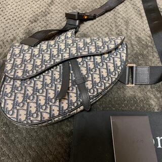 Christian Dior - dior saddle bag ディオールオム サドル