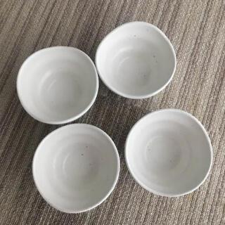 アクタス(ACTUS)のお椀 小鉢 鉢 ボウル 陶器 4つセット(食器)